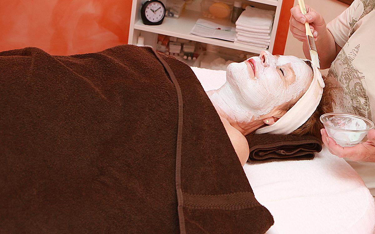 Gesichtsbehandlung Wellnesshotel Bayerischer Wald