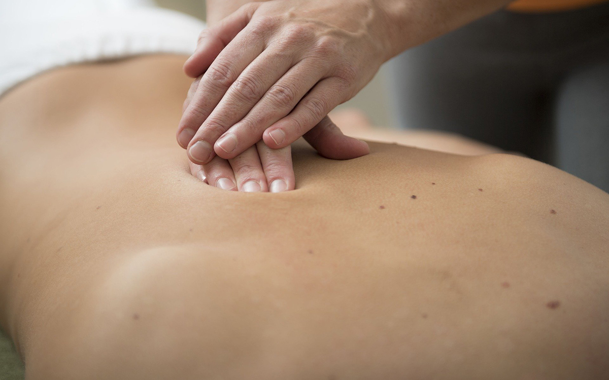 Klassische Massage Wellnesshotel Bayerischer Wald