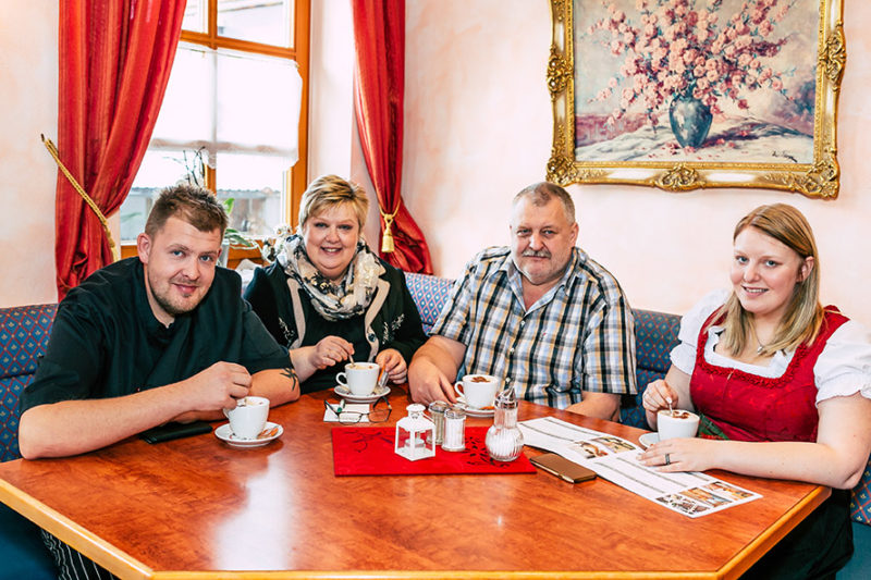 Familie Geiger-Brückl Wellnesshotel Bayerischer Wald