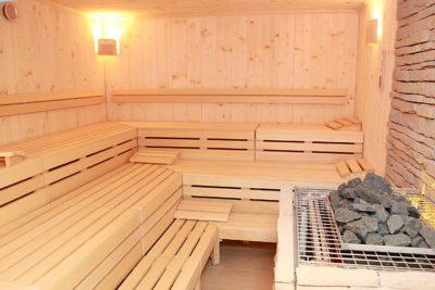 Sauna Wellnesshotel Bayerischer Wald