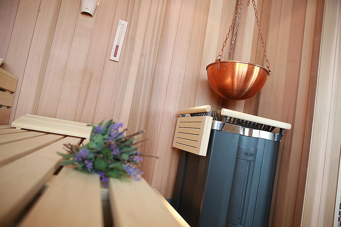 Saunabereich Wellnesshotel Bayerischer Wald
