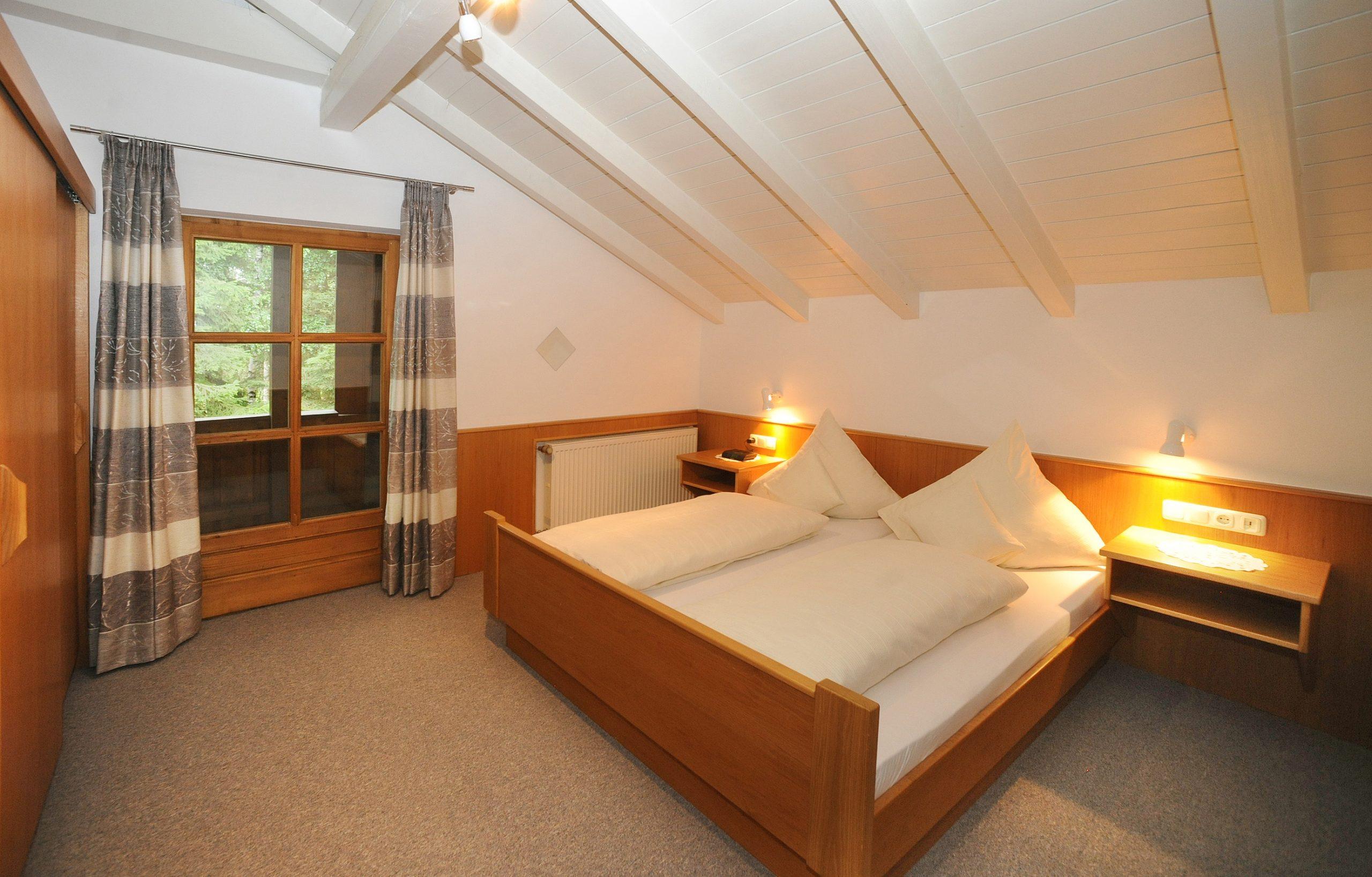 Schlafzimmer Wellnesshotel Bayerischer Wald