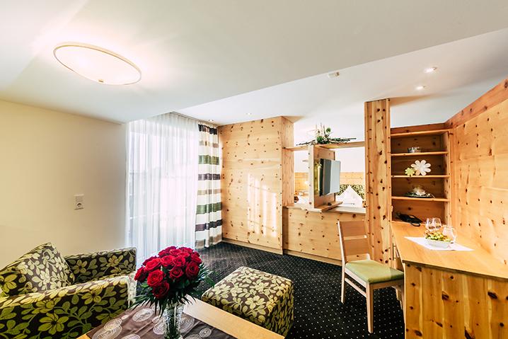 Suite Harlachberg Wellnesshotel Bayerischer Wald