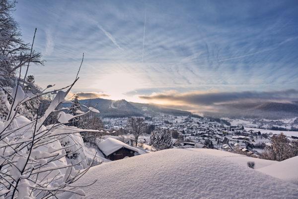 Winterurlaub Wellnesshotel Bayerischer Wald