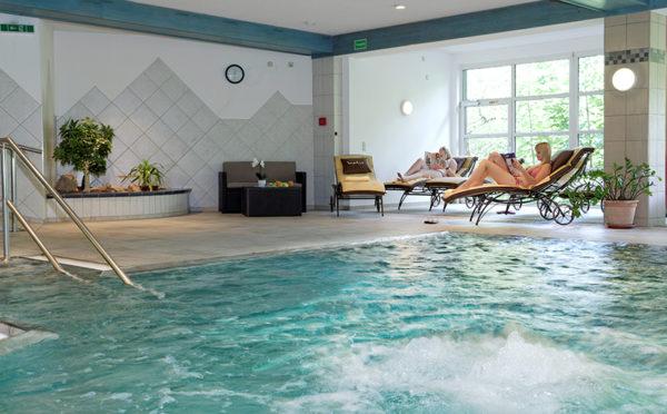Erlebnisbad 4 Wellnesshotel Bayerischer Wald