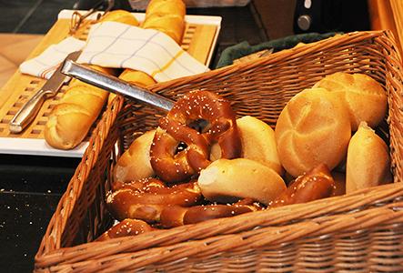 Frühstück Wellnesshotel Bayerischer Wald