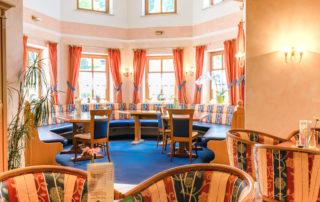 Loungebereich 2 Wellnesshotel Bayerischer Wald