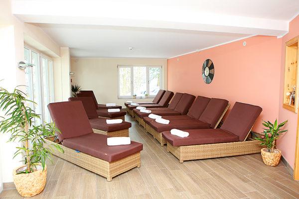 Ruheraum 2 Wellnesshotel Bayerischer Wald