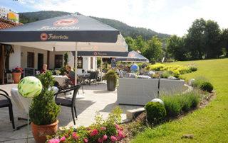 Sonnenterrasse Wellnesshotel Bayerischer Wald