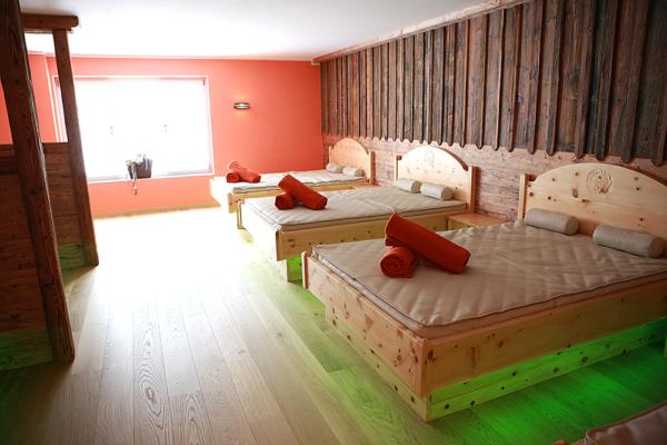 Ruheraum 3 Wellnesshotel Bayerischer Wald