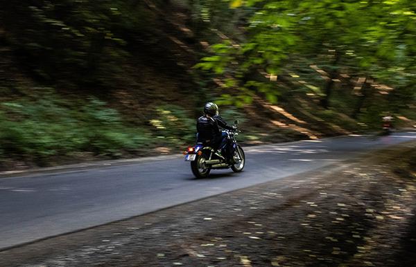Motorradtour Bayerischer Wald Bodenmais
