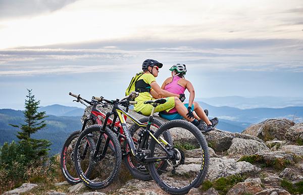 E-Bike Tour Bayerischer Wald Bodenmais