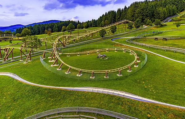 Sommerrodelbahn Bayerischer Wald